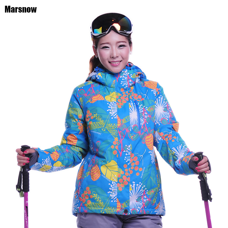 Dropshipping New hot winter Outdoor font b jacket b font skiing font b jacket b font