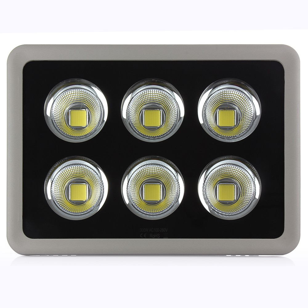 LED COB 300W Led Outdoor Floodlights IP65 Waterproof Garden Street Light Spotlight Outdoor Lighting 30000LM free shipping