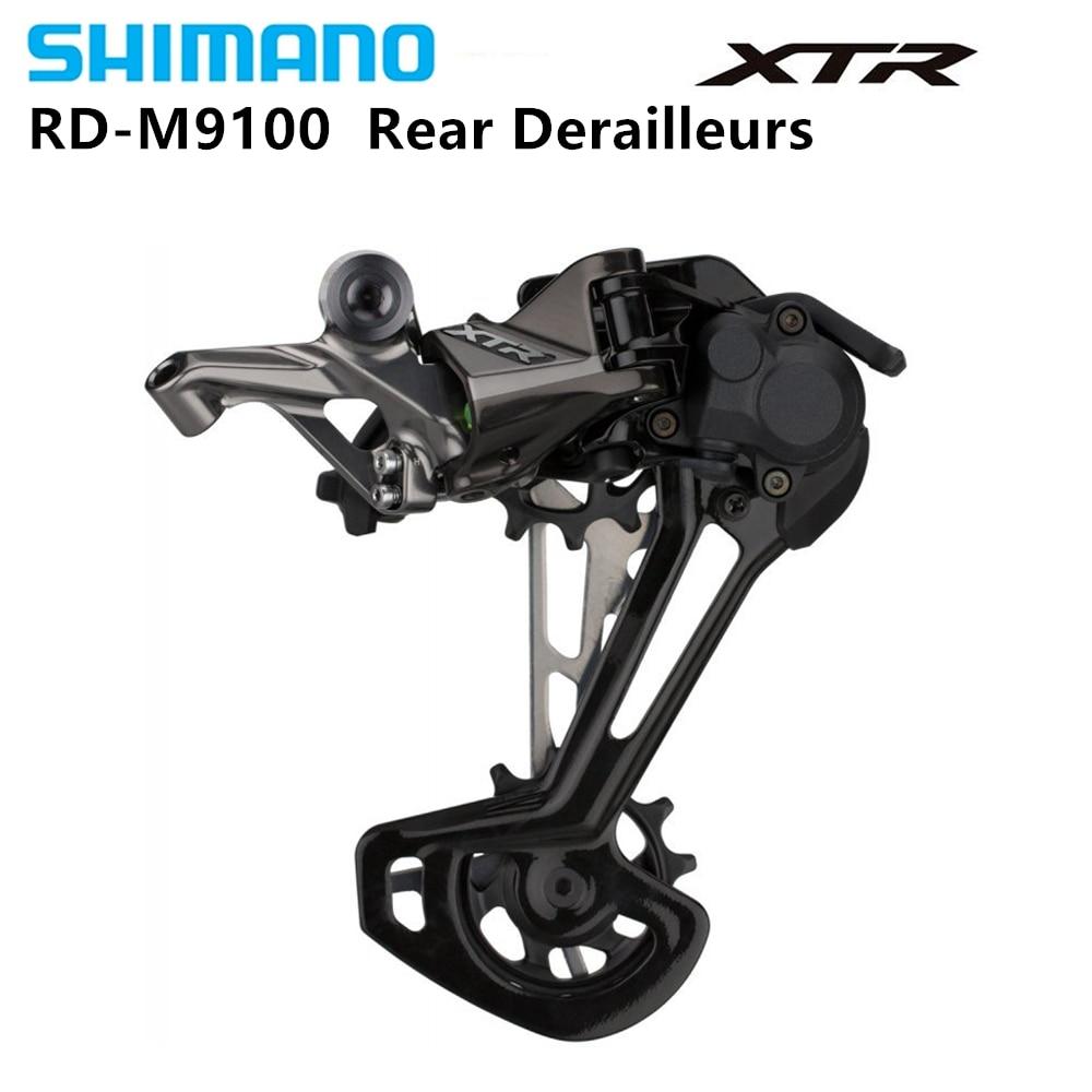 Shimano XTR Shadow Plus RD M9100 11 12 speed Rear Derailleur 12 Speed MTB bicycle bike