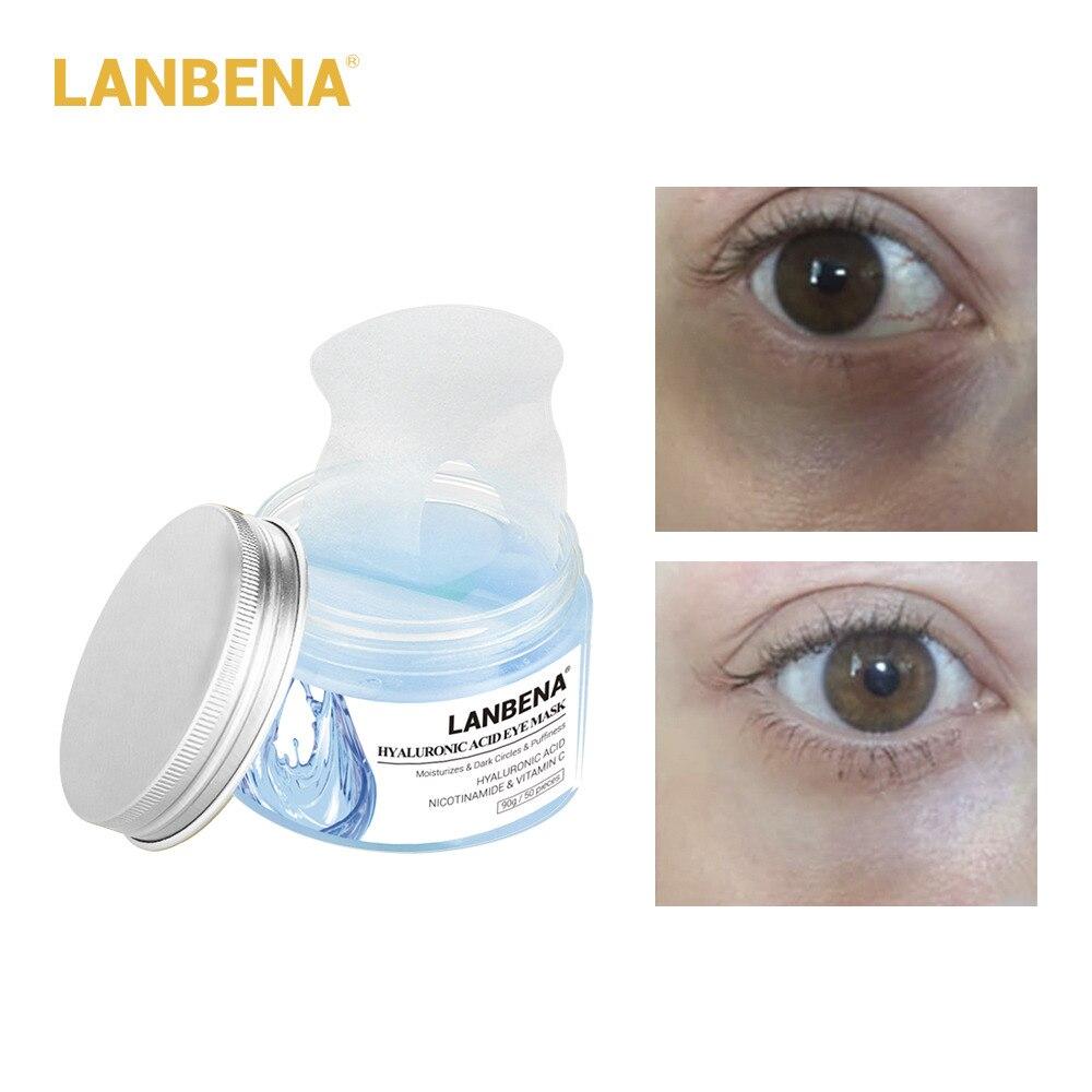 Olho Eye Patches Reparação Endurecimento Olheiras Sacos