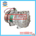 Sanden 7H15 7S15 709 SD709 SD7H15 AUTO AC compressor for Traction Scania P/G/R/T 8pk 24v