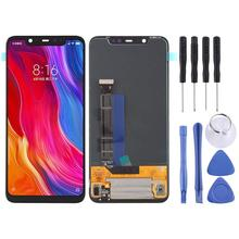 For Xiaomi Mi 8 LCD Touch Screen Digitizer Assembly Replacement for Xiaomi Mi 8 Display