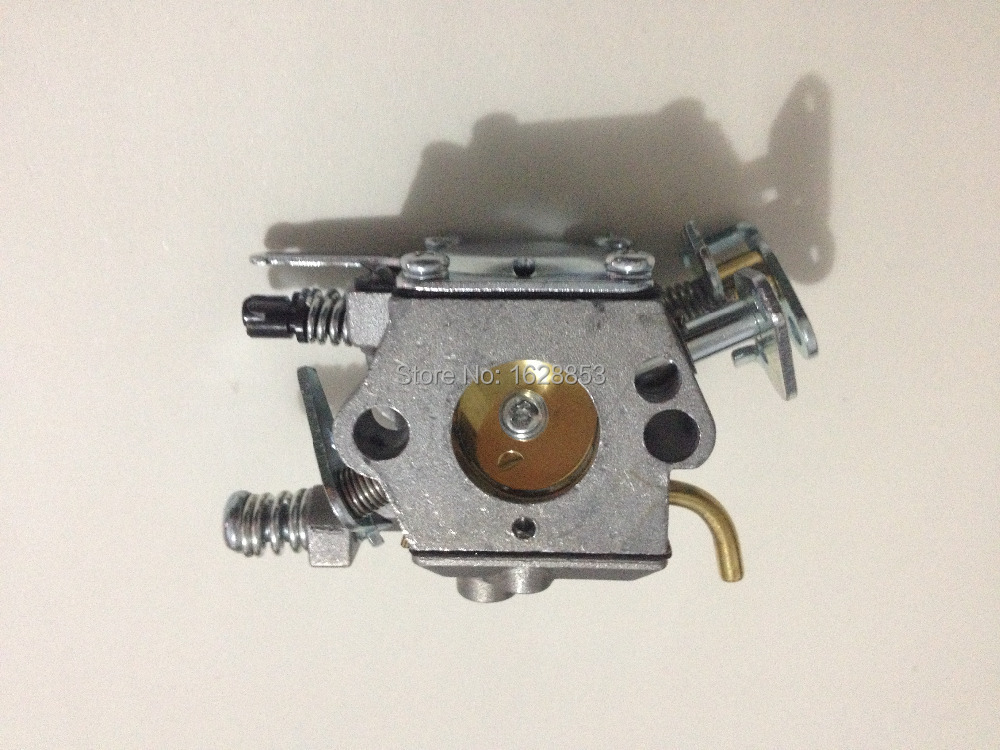 Gasoline Carburetor Carb For Husqvarna 136 137 141 142 Chainsaw Motor Engine Walbro WT-834 38mm engine housing cylinder piston crankcase kit fit husqvarna 137 142 chaisnaw
