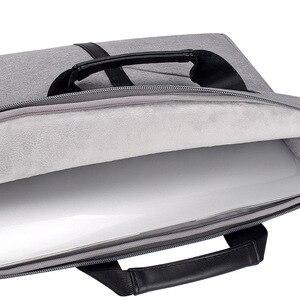 Image 5 - Universal Laptop Bag 13 14 15 inch Notebook Bag Laptop Messenger Computer Shoulder Bag Briefcase Case Cover for Macbook HP DELL