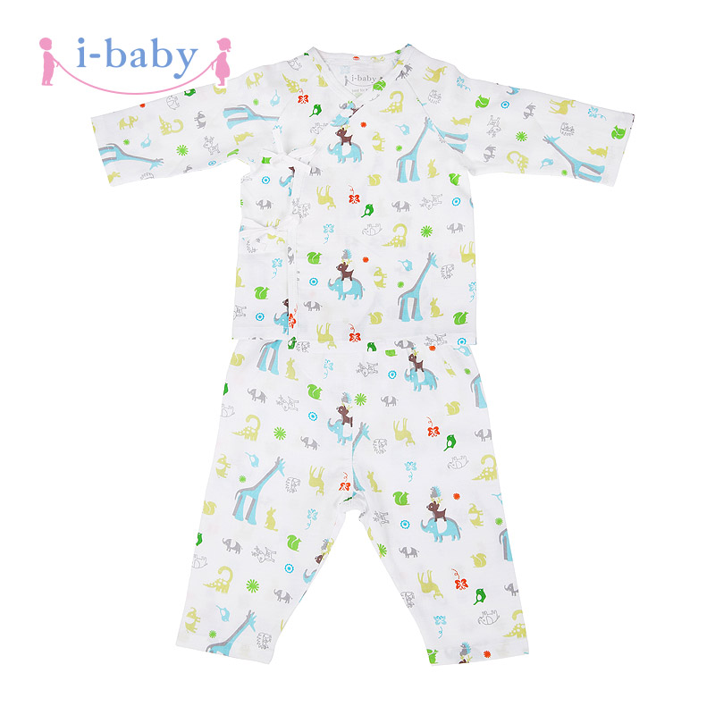 2017 Summer Newborn Infant Baby Romper Clothes Animal Rompers 100% Cotton Gauze Muslin Long Sleeve Romper Jumpsuits Baby's Sets newborn baby rompers baby clothing 100% cotton infant jumpsuit ropa bebe long sleeve girl boys rompers costumes baby romper
