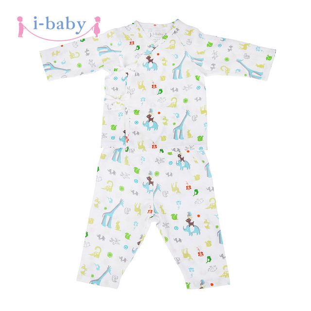 I Baby Baby Romper Newborn Clothes Outlast Animal Rompers 100
