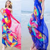 Chiffon Wrap Pareo Sarong Dress