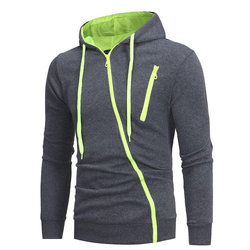 Marke 2018 Hoodie Eigenschaften Reißverschluss Pullover Cardigan Männer Mode Trainingsanzug Männliche Sweatshirt Hoody Herren Zweck Tour