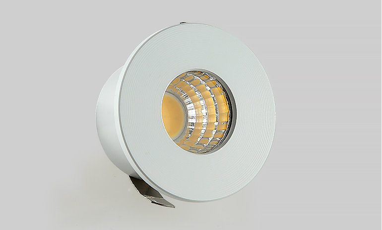 10pcs Led Mini Downlight Under Cabinet Spot Light 1w 3w For Ceiling Recessed Lamp DC12V Down Lights Free Shipping