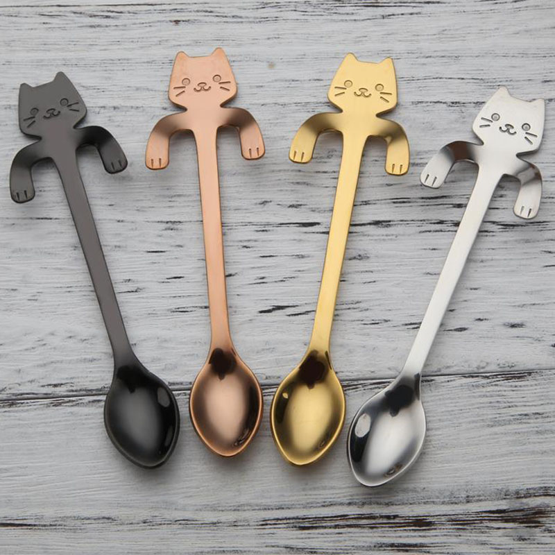 cat teaspoons