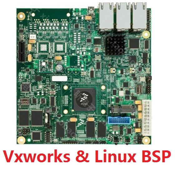 P1020RDB P1020 VxWorks 7 Dual-core PowerPC Development Board Evaluation Board