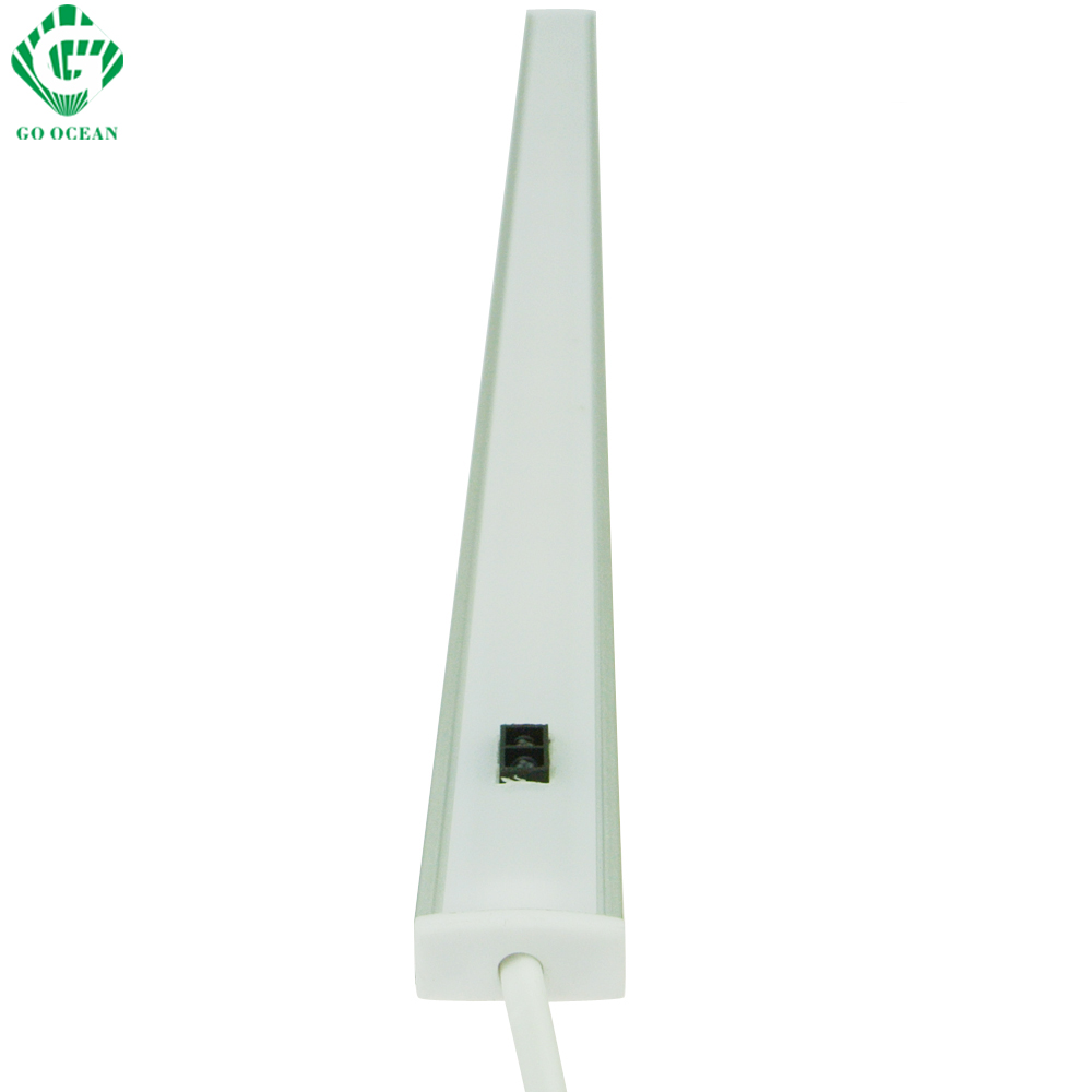 GO OCEAN Under Cabinet Lights Closet Light Bar Motion Sensor Shelf Lighting  Night Light Kitchen Lamp