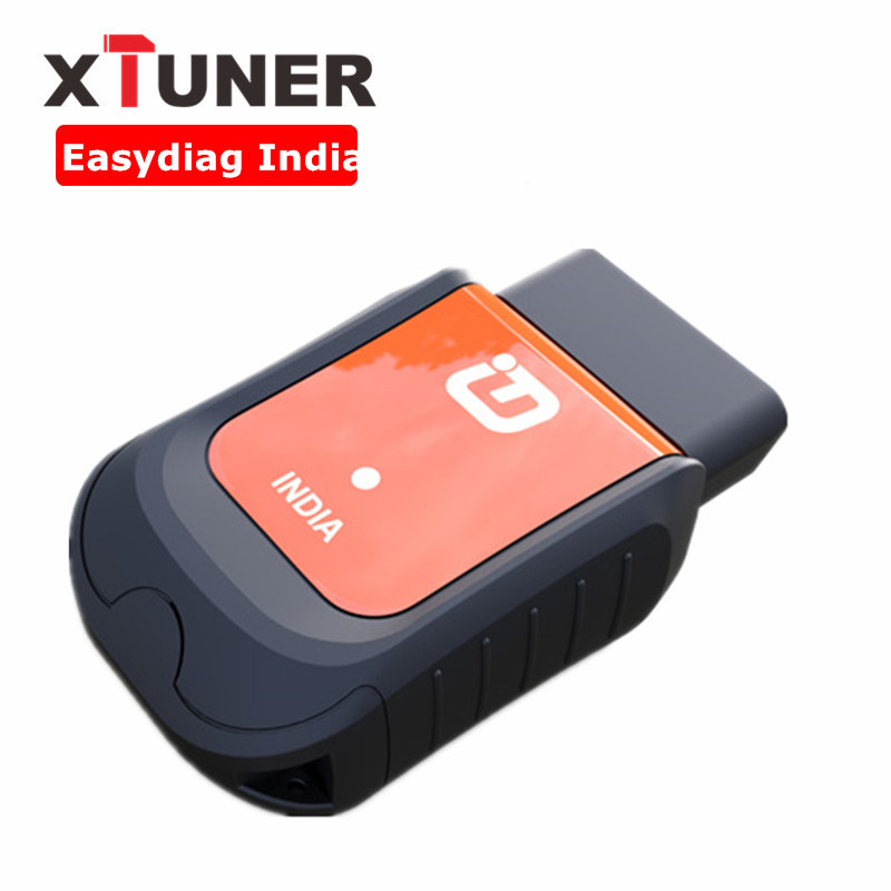 XTUNER VPECKER EASYDIAG V8.2 India Cars Scanner Wireless OBDII OBD2 Full Diagnostic Tool for Tata/Maruti/Mahindra