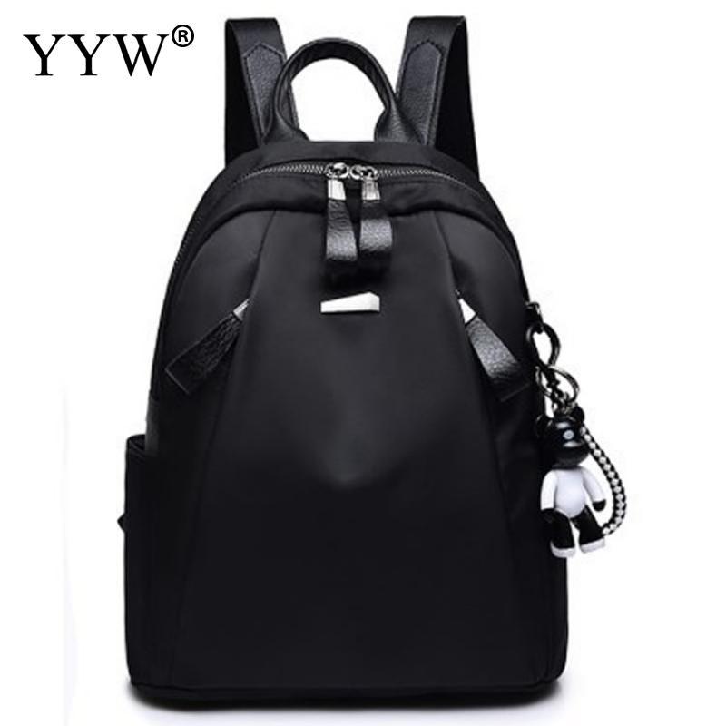 Fashion Waterproof Oxford Backpack Girls Schoolbag Shoulder Bag High Quality