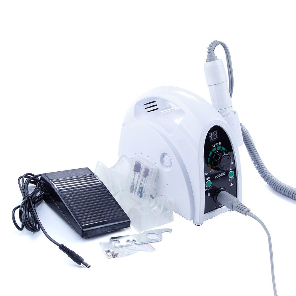 65 Вт аппарат для маникюра педикюра 35000 об./мин./электрическая маникюрная машина набор сверл для ногтей