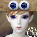 1 Пара BJD Куклы Аксессуары BJD Глаза 12 ММ 14 ММ 16 ММ Акриловые Куклы Глаза