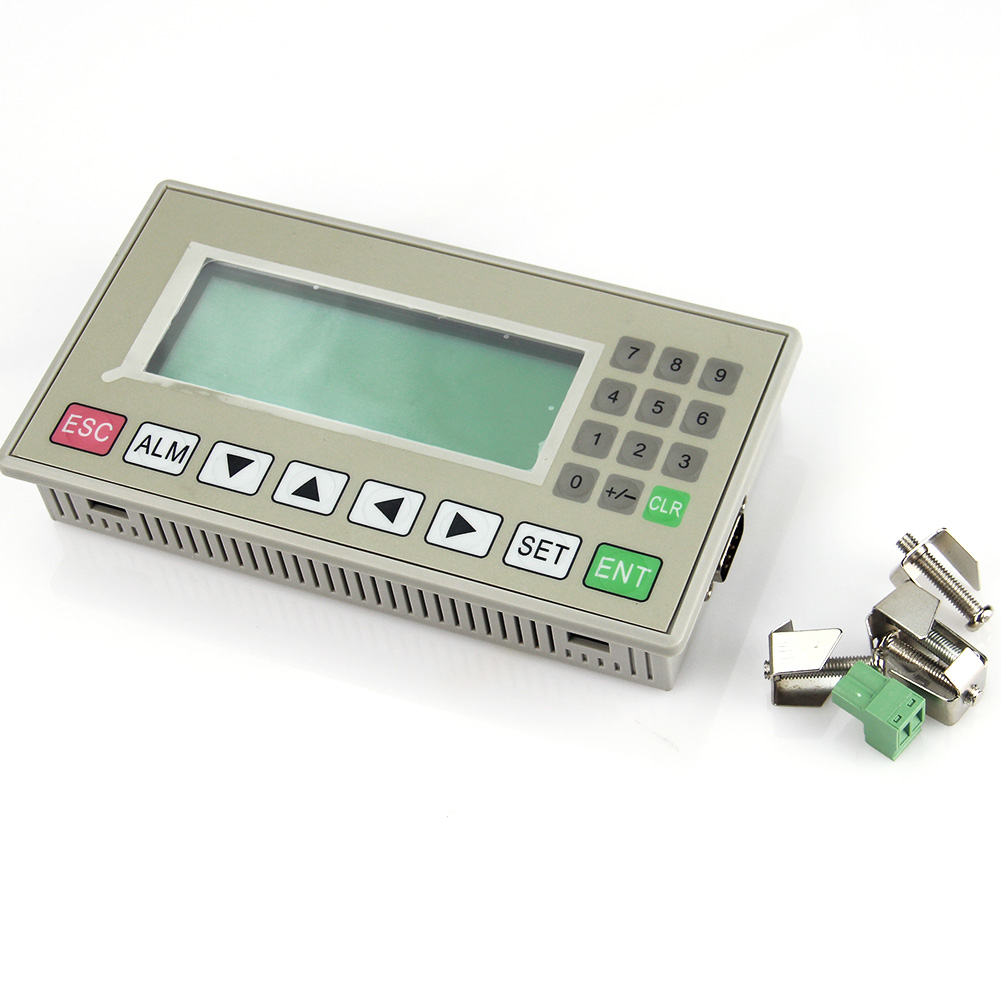 Text Display OP320/OP320-S OP Operate Panel With RS232/RS485/RS422 For PLC text display md204l op320 a panel display screen hmi with rs232 rs422 rs485 for various plc support the modbus protocol 3x 4x