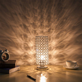 DONWEI светодиодная стеклянная прикроватная настольная лампа  современная настольная лампа для дома  спальни  гостиной  кабинета  украшения  л...