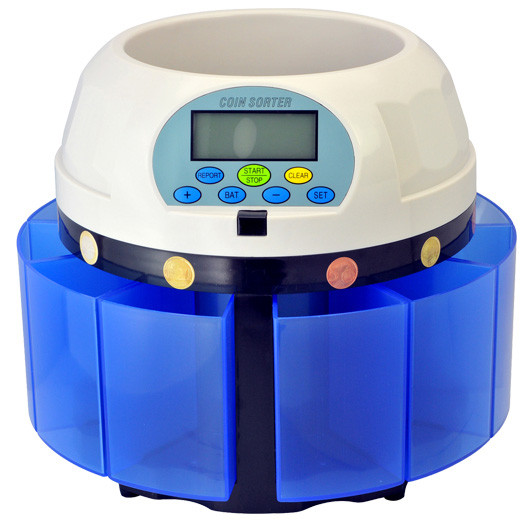 Impartial High Speed Peru Electronic Coin Counter, Peru Coin Sorter Coin ,counting Machine For Peru Coins 2019 New Fashion Style Online