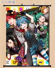Home Decor Japan Anime Wall poster Scroll Assassination Classroom Korosensei