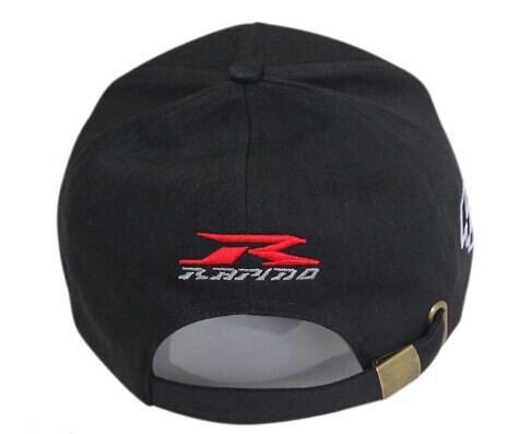 866203b72 US $6.89 |Black classical style embroideried S for SUZUKI baseball cap hat  moto gp motorcycle racing sport baseball hat car fans Audi hat-in Baseball  ...