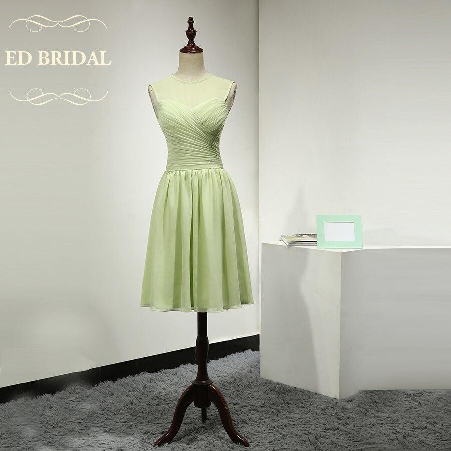 Fantastisch Grün Brautjungfer Kleid Bilder - Brautkleider Ideen ...