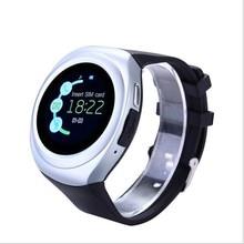 V16 Reloj Inteligente Bluetooth Tarjeta SIM Notificación Deporte TF Smartwatch Podómetro Sleep Monitor de Fitness Reloj Para Samsung