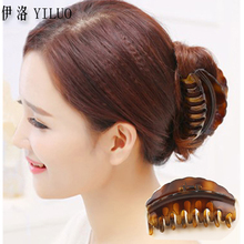 Women Hair Accessories New Fashion Shower Clip Large Exercise Claw For Girls