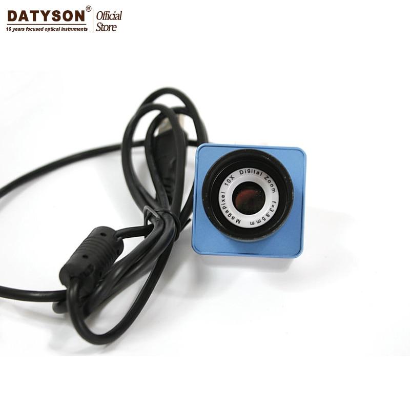 Eletrônico para Astrofotografia-com Sensor de Imagem Datyson Telescópio Ocular Digital Câmera Porta Usb & 0.3mp 1.25