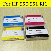 For Hp950 951 950 XL 951XL Refillable Ink Cartridge For Hp 8100 8600 8610 8620 8680