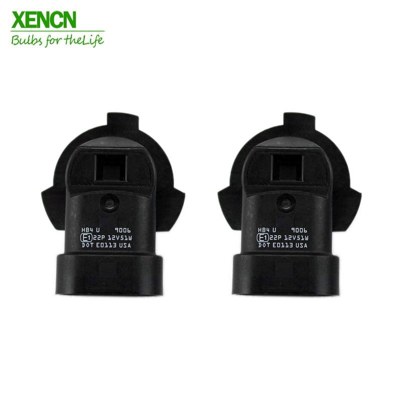 XENCN HB4 9006 12V 51W 5300K Emark Blue Diamond Light Halogen Car - Ավտոմեքենայի լույսեր - Լուսանկար 5
