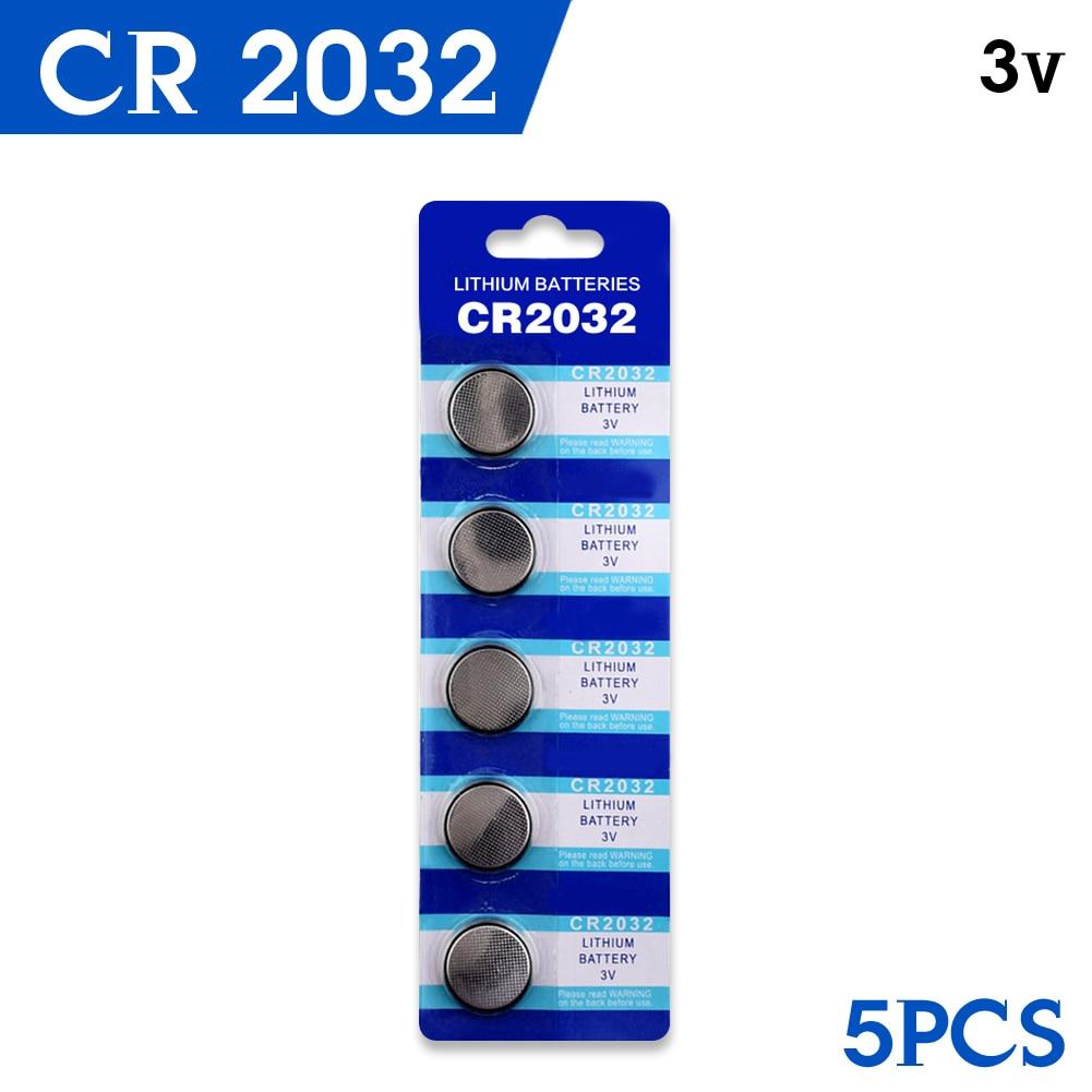 Für uhr knopfbatterie 5004LC ECR2032 CR2032 DL2032 Uhr Taste Knopfzellen Lithium-Batterie Hauptplatine...