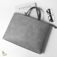 TAIKESEN 12 13 14 15 15.6 inch Laptop Sleeve Handbag for Macbook Air Retina Portable Notebook Waterproof Crossbody bag