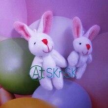 100pcs/lot decoration rabbit home