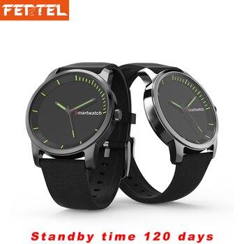 Ultra-Long Standby Health Monitoring Smartwatch