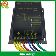 600w Wind/solar hybrid Battery charge controller with LED display. 12v/24v auto