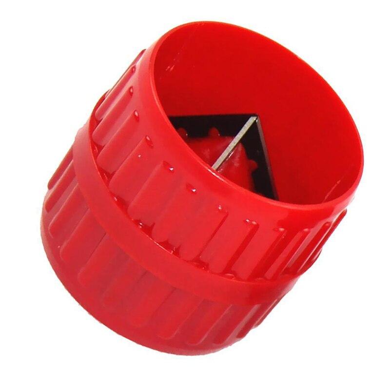 купить Brass Pipe Chamfering 3mm-38mm Internal External Tube Pipes Metal Tubes Heavy Duty Deburring Tool онлайн