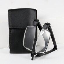 Women Reading Glasses 1.5 Folding Presbyopic Pocket With Case Men reading Lunettes De Lecture