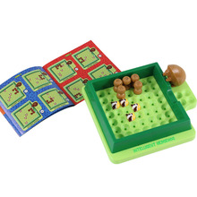 Intelligent Hedgehog Puzzle Funny Board Game Creative Maze Toy Room Escape Scroll Brain Teaser  Educational Toys for children
