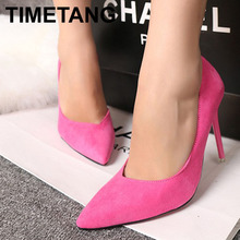 Red bottom high heels women pumps women shoes fashion women pumps 2015
