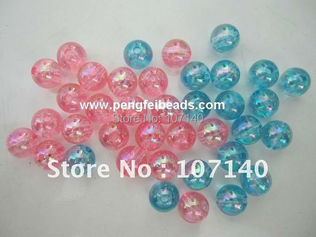 6mm DIY AB color bead/Arylic beads/plastic bead