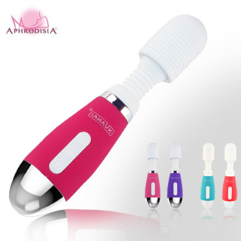 APHRODISIA  AV Vibrating Bar Adult Female Masturbator 360° Rotation 36-frequency Vibration Quiet And Compact Sex Toys For Woman