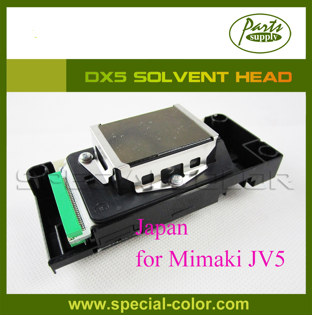 Mimaki JV5 DX5 Print Head Solvent with Heater Board (Memory Board) - M007947 best price of mimaki jv3 solvent head unlocked