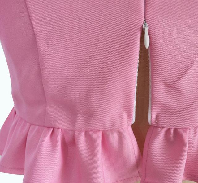The Seven Deadly Sins Elizabeth Liones Cosplay Costume Japanese Anime Nanatsu No Taizai Uniform Suit Outfit Clothes 2