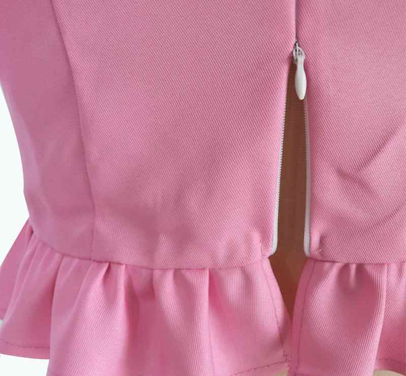 Tujuh Dosa Yang Mematikan Elizabeth Liones Cosplay Kostum Anime Jepang Nanatsu No Taizai Seragam Suit Pakaian Pakaian
