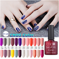 Nail Gel Polish UV&LED Shining Colorful 156 Colors 10 ML Long lasting soak off Varnish cheap Manicure