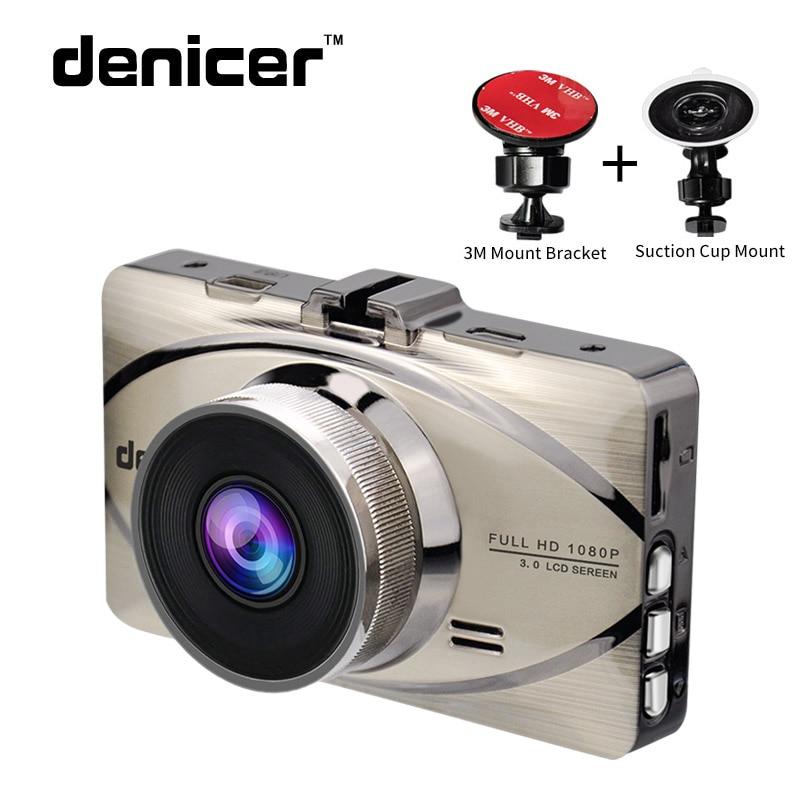 НОВАТЭК 96655 Автомобильные видеорегистраторы Камера Full HD 1920x1080 P видео Регистраторы 170 градусов тире Камера регистратор Ночное видение приборной панели камера