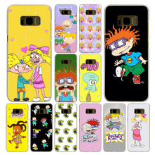 Чехол для телефона Lavaza Rugrats Amazing art для samsung Galaxy S10 S10E S9 S8 Plus S7 S6 Edge & Note 8 9(China)