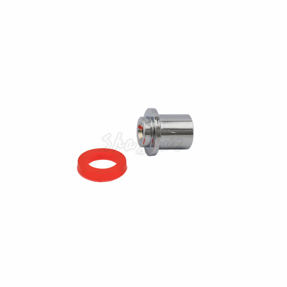Beer Tap Shank Quick Disconnect Adapter Convert for Draft Beer Faucet  with beer tap G58 connection ,Homebrew Kegged Beer Tap (2)