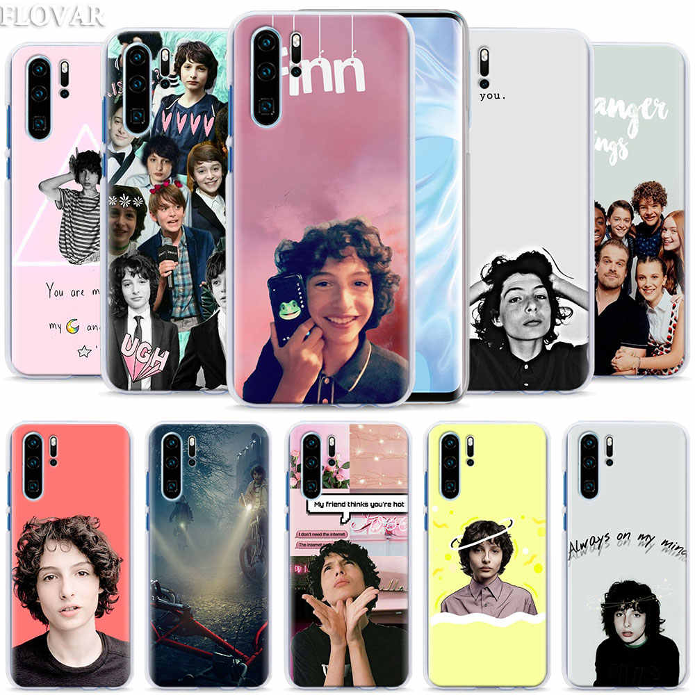 Finn Wolfhard Stranger Things Phone Case coque for Huawei P30 Pro P10 P20 P30 Lite P8 P9 Lite P Smart Plus case